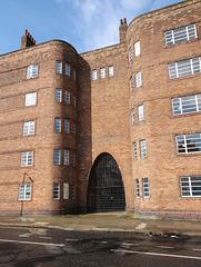 Nos. 1-32 St Andrews Gardens, Liverpool