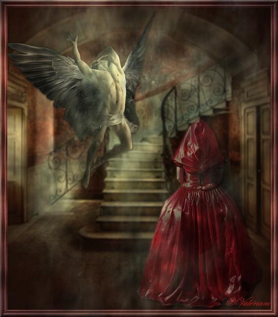 Ange de miséricorde