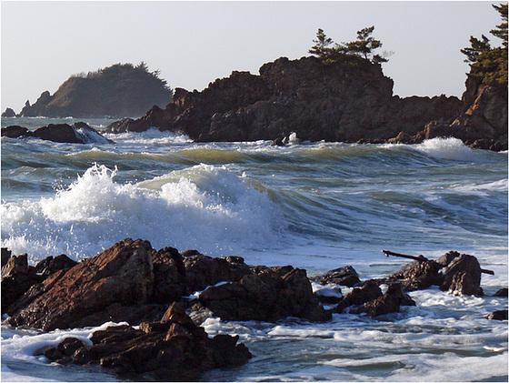 La Mer Jaune ou mer de Chine
