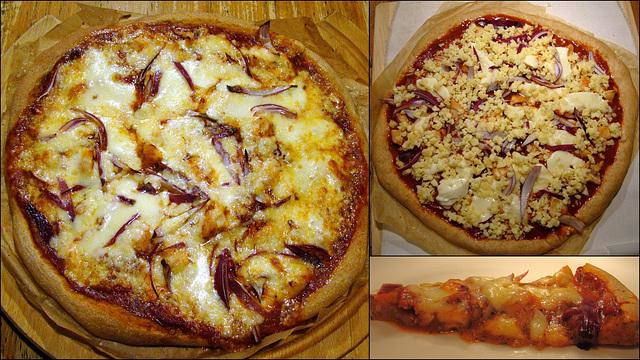 WGB Challenge #44: Whole Wheat and Multigrain Pizza's
