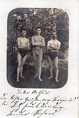 3 musketiers 1915