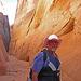 Slot Canyon Arrival (2437)