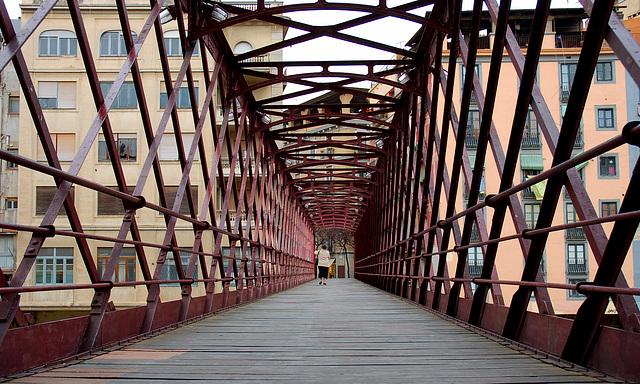 Foot Bridge Gerona