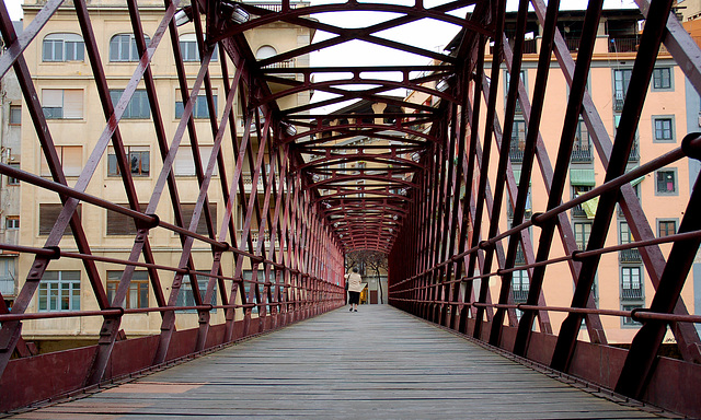 Foot Bridge Gerona