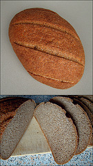 WGB Challenge #39: Swedish Limpa Rye Bread