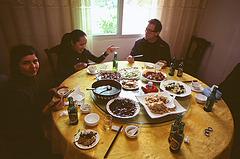 Getting guanxi