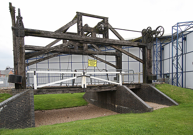 Soar Lane Bridge