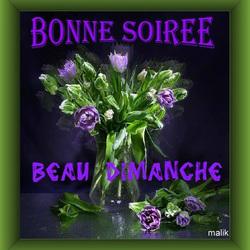 Beau Dimanche.