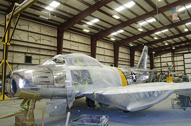 North American F-86E Sabre