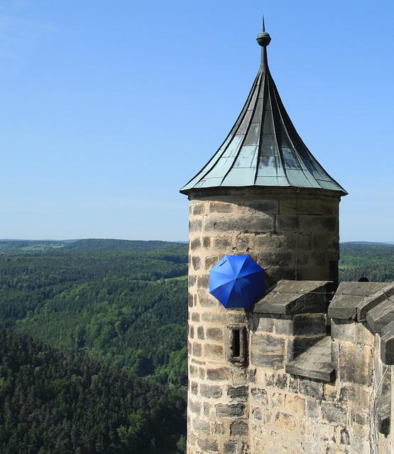 Grüße von der Festung Königstein