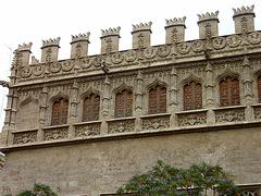 València : Lonja de la Seda