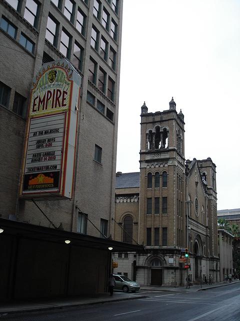 Église empirique / Empirical church - 1er juillet 2010