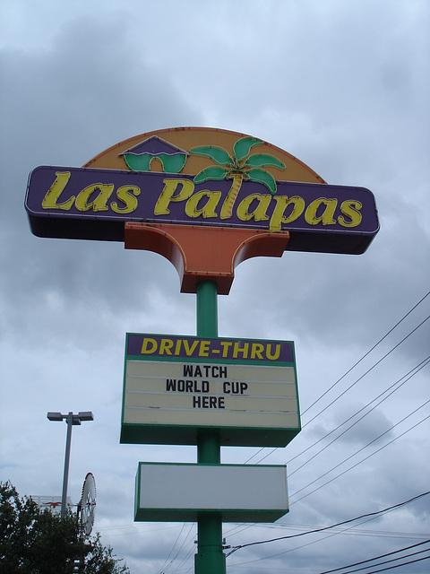 Las Palapas - 30 juin 2010