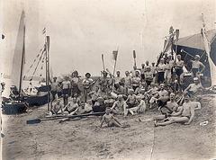 beach party 1912