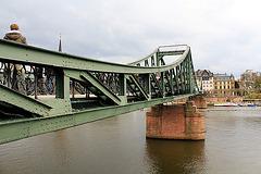Eiserner Steg in Frankfurt am Main