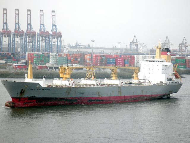 Frachter CHIQUITA SCANDINAVIA