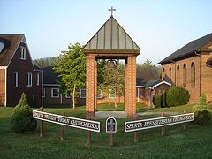 Église presbytérienne / Presbyterian church.