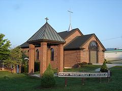 Église presbytérienne / Presbyterian church - 15 juillet 2010.
