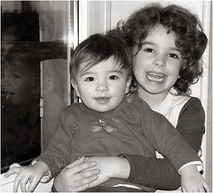 les soeurs : il y a 9 ans