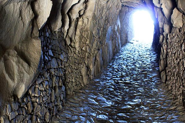 Durchgänge zum Kloster Säben