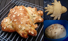 Easter Dove Bread: Colomba Pasquale