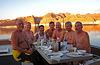 Lake Powell - Seven of us before Michael (2330)