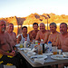 Lake Powell - Seven of us before Michael (2330)
