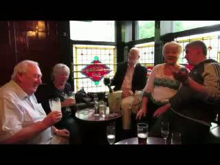 """Pub """"M'O'Brien"""" in Dublin"""