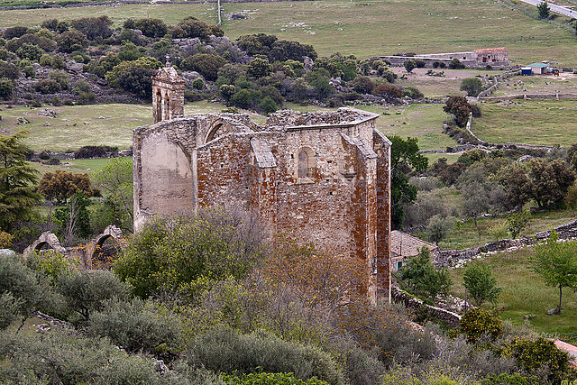 20120506 9029RAw [E] Festung-Kapelle, Trujillo