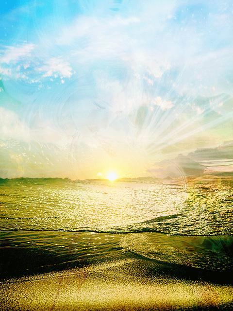 que la lumière vous éclaire, et vous apporte l'amour
