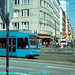 Frankfurt Tram, Edited Version, Frankfurt, Hesse, Germany, 2011