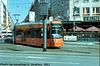 Frankfurt Tram, Picture 3, Edited Version, Frankfurt, Hesse, Germany, 2011