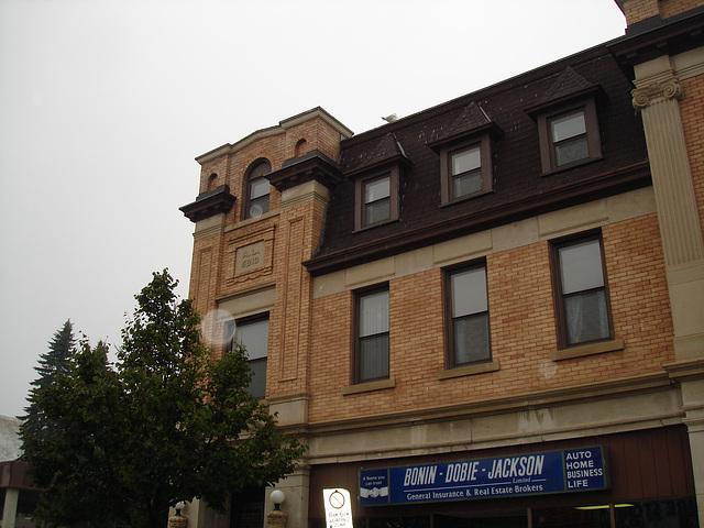 A.L 5910 building / Édifice A.L 5910 - 16 août 2009.