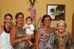 Cinq générations