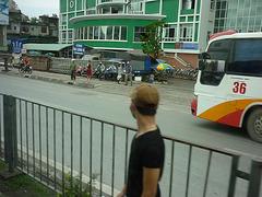 Vie de la rue à Cai Lang