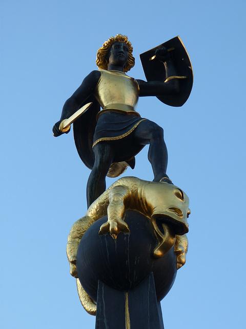Brunnenstatue