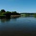 Weserfähre auf der Weser