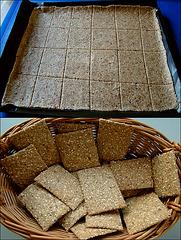 WGB Challenge #52: Seeded Crackers