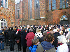 Ökumenischer Jakobsweg 2012 in Lübeck