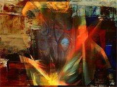 Voir le premier geste et pas le dernier mot............. Étouffer d'émotion, de désir, de musique................ Écouter le silence où , chante encore