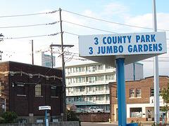3 county park / 3 jumbo gardens - august 16th 2009.
