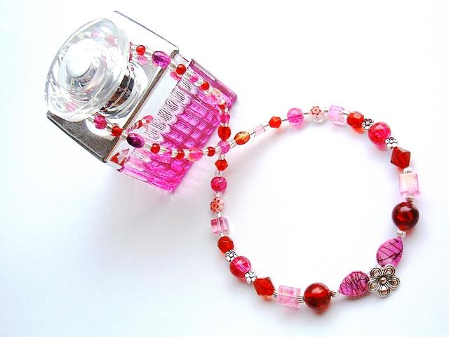 kette rot und pink