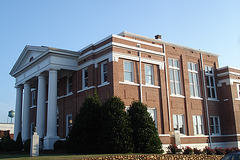Alleghany county court house / Palais de justice - July 15th 2010.
