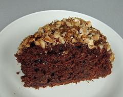 Chocolate & Zucchini Cake Chocolade-Courgettecake