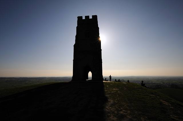 Glastonbury Tor - 120326