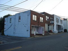 Unas Cornucopia building - 15 juillet 2010.