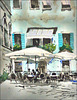 2011-Juli-17 Un-Cafe-dans-Pisa Italy-b