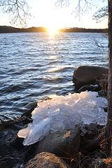 Stubborn ice