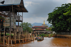 Inn Paw Khone village and its Kayan people