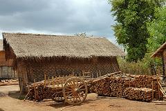 Kyauk Taing village